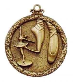 Antique Ballet Medal