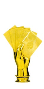 card-hand-gold-poker