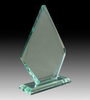 Jade Coloured Glass Awards