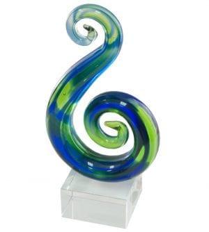 Koru and Coloured Glass Awards